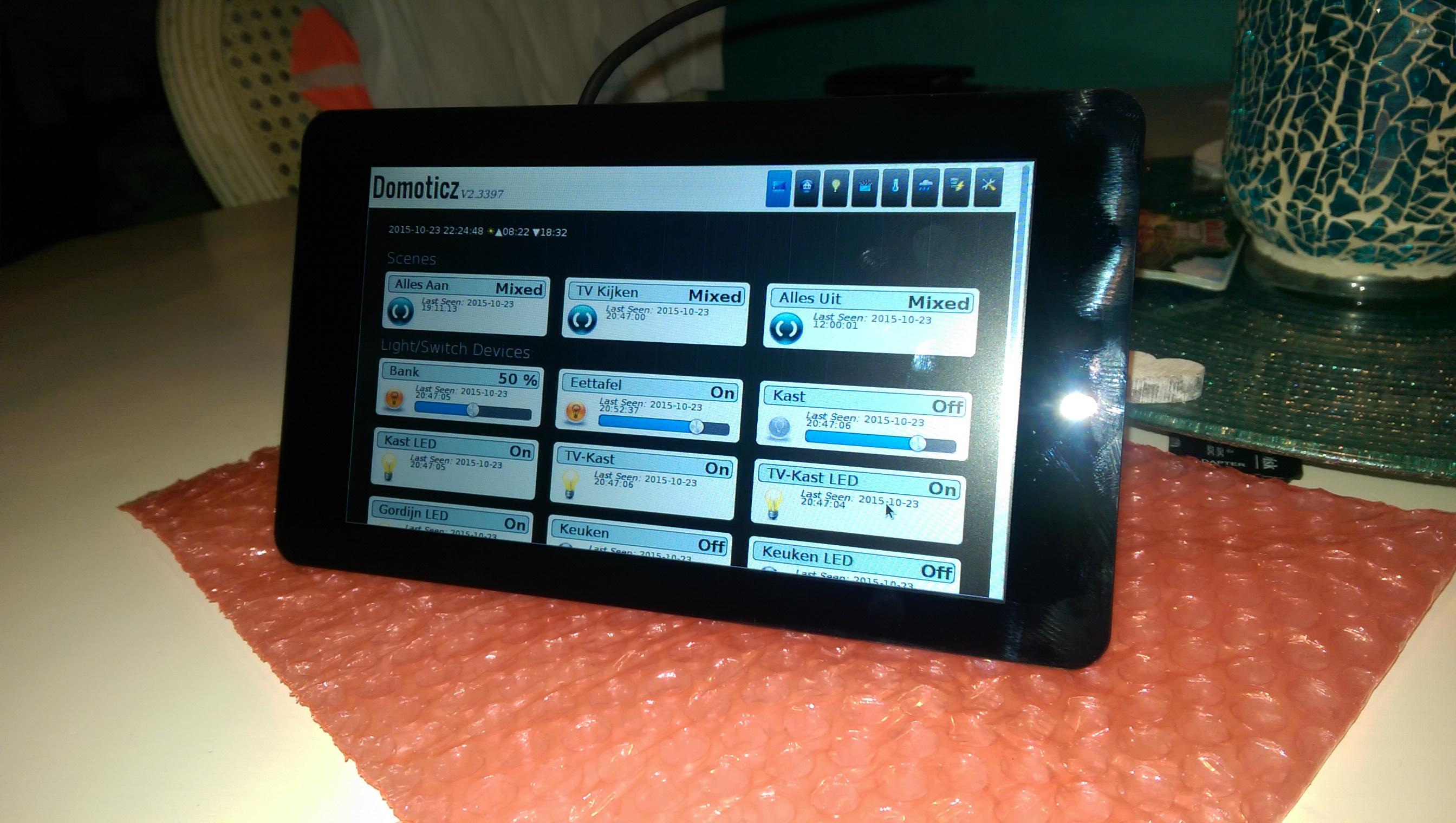 Console Domoticz Razpberry Forum Domoticz En Fran 231 Ais